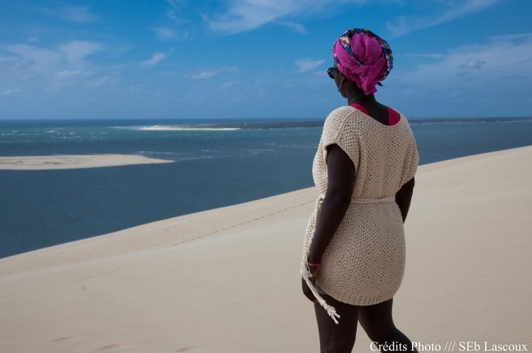 Dune du Pyla Tricot Bintou_web
