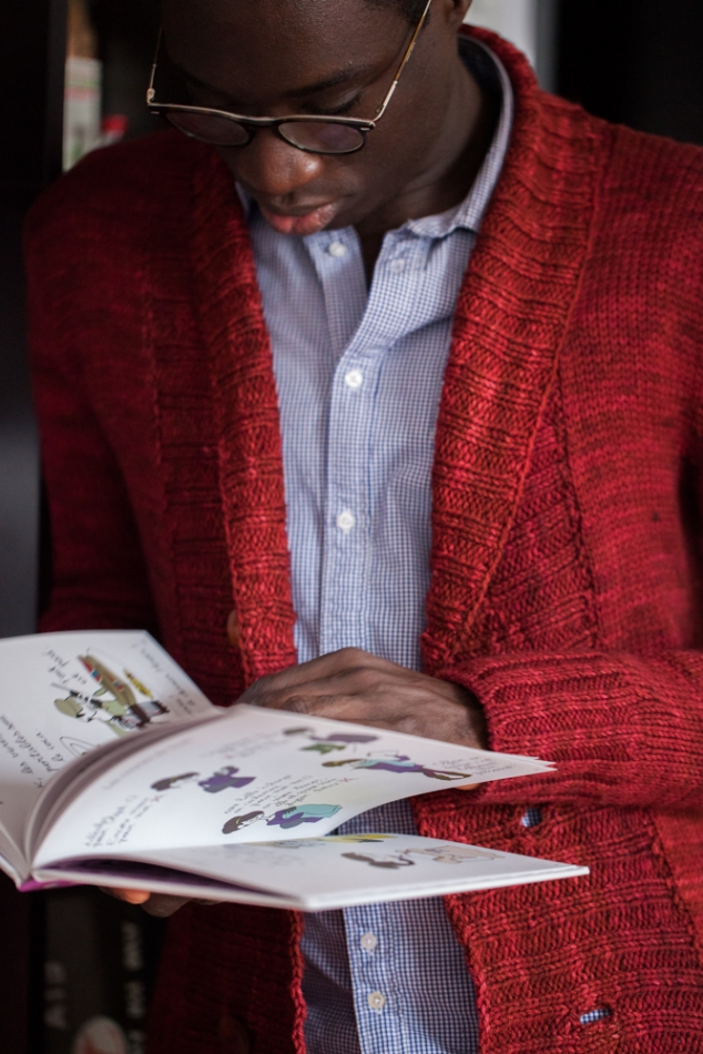 cardigan rouge_Amadou_web-6