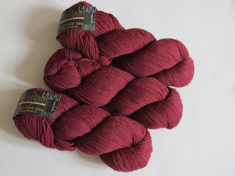 Cascade Yarns 220 Heather