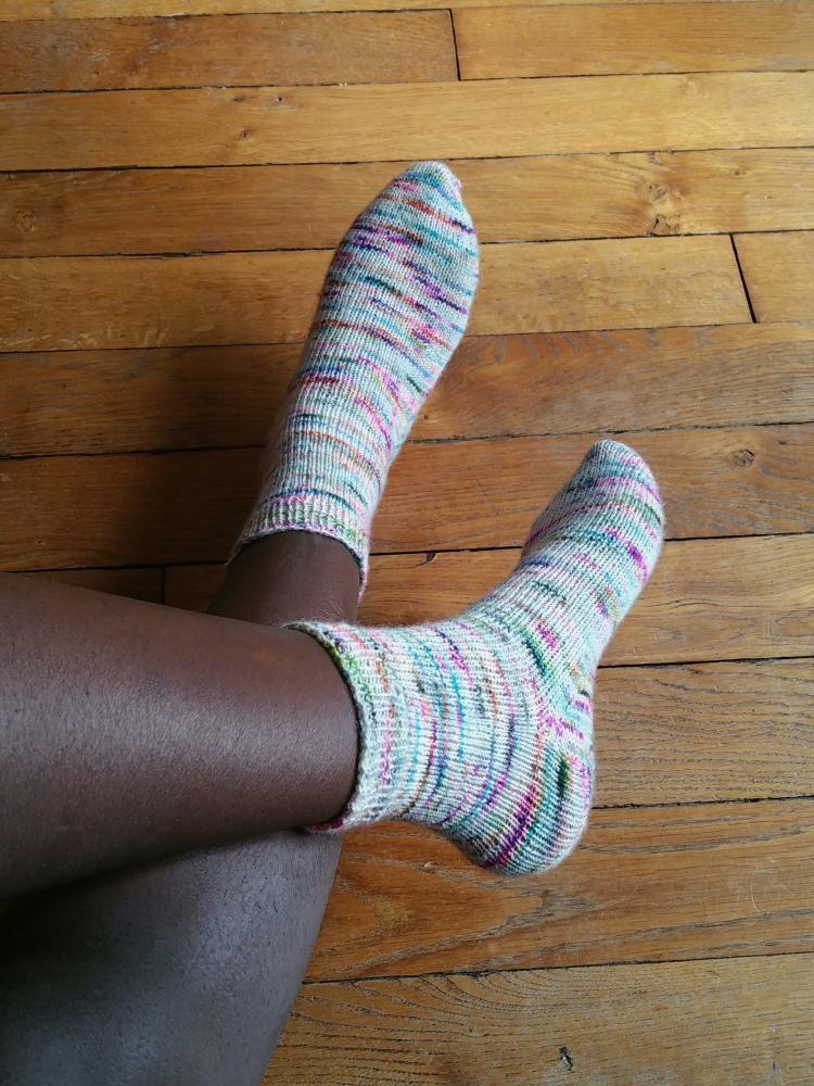 Laine: Hedgehog Fibres - Twist socks colori Spree