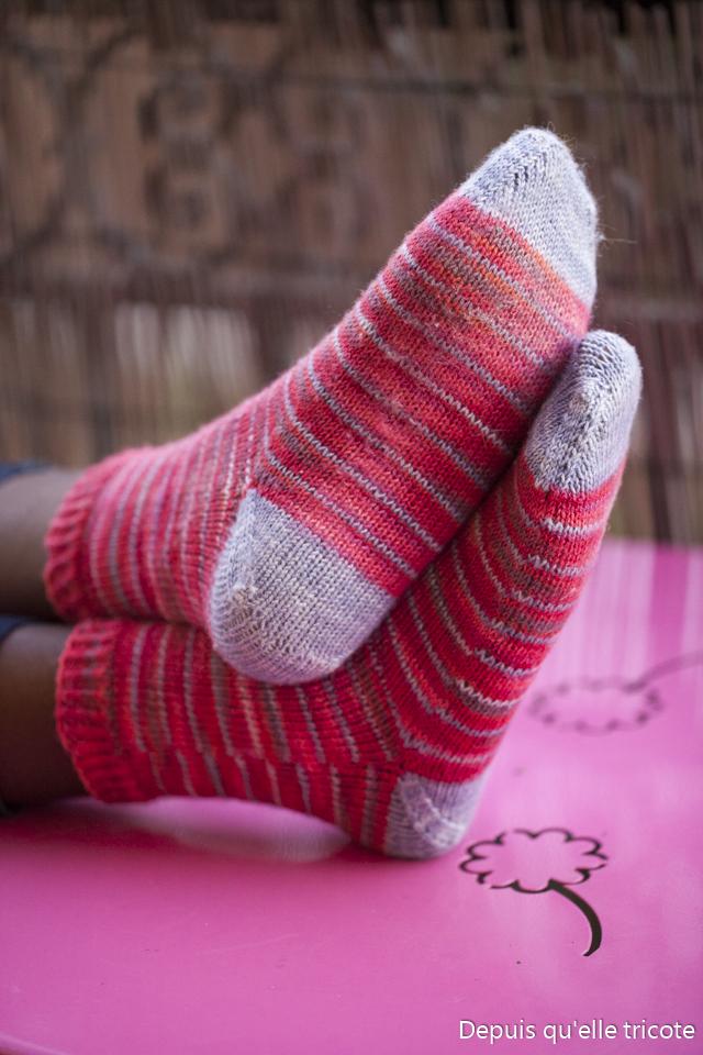 socks that rock Depuisquelletricote